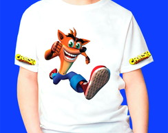 Camiseta Personalizada Crash Bandicoot 2