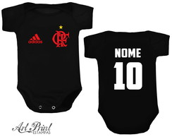 Body do Flamengo Personalizado