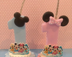 Vela Mickey baby biscuit