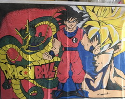 Painel Dragonball TNT Gigante