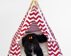 Tenda Pet Chevron