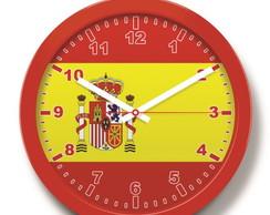 8657ba5e17 Relogio de Parede Personalizado Espanha