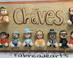 "Porta Chaves""Turma do chaves"""