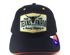 ... Boné De Telinha Country Texas Farm Trade Mark 3b8d7fa3f27