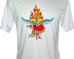 camiseta tatoo