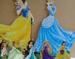 Princesas Disney - Displays