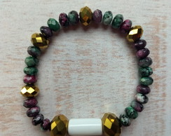 Pulseira Hippie Chic Color FH006