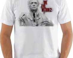 Camiseta Camisa The Evil Within 2
