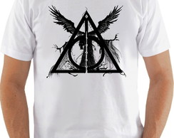 Camiseta Camisa Harry Potter o conto do 3 irmãos