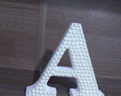 Letras MDF Decoradas