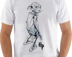 Camiseta Camisa Harry Potter Dobby