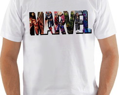 Camiseta Camisa Marvel Worldwide Inc Empresa
