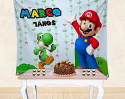 ... Painel Festa em Tecido Super Mario Mod.1 74d722b83abb9