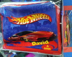 Porta moedas personalizada Hot Wheels