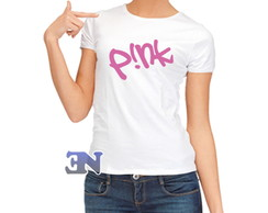 Camiseta Pink Pop Rock There You Go
