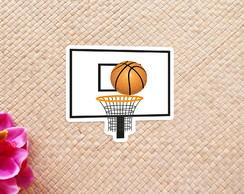 ... Aplique adesivo tag - cesta bola basquete a106134e631fd