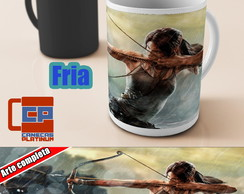 caneca magica rise of the tomb raider
