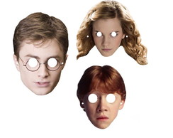 Máscara Harry Potter