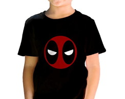 Camiseta DEADPOOL - Adulto e Infantil