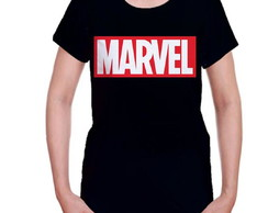 Camiseta MARVEL - Adulto e Infantil