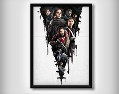 "Quadro ""Rogue One"" Star Wars"