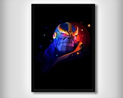"Quadro do ""Thanos"""