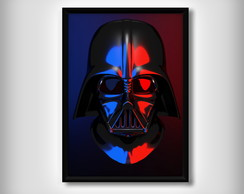 "Quadro ""Darth Vader"" de Star Wars"