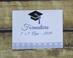 Convite De Formatura Ensino Medio Elo7