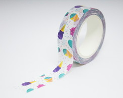 Washi Tape - Doces