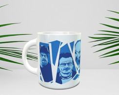 Caneca Séries Breaking Bad
