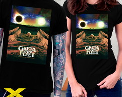 Camiseta Greta Van Fleet Anthem of the Peaceful Army Blusa