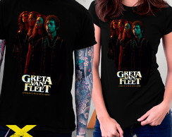 Camiseta Greta Van Fleet Anthem of the Peaceful Army Kiszka