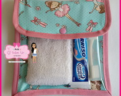 Dental case infantil plástica G