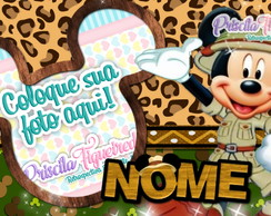 Retrospectiva Mickey Safari