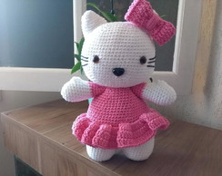 Hello Kitty - Amigurumi