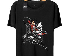 Camiseta Attack on Titan Levi anime cod13070