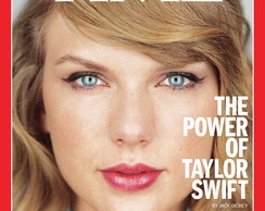 "Quadro 20 x 30 ""Time -The Power of Taylor Swifit"""
