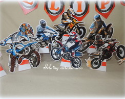 Display Motocross