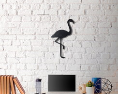 Aplique Parede Flamingo mdf