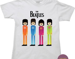 Camiseta Infantil The Beatle.s 05