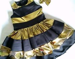 Vestido Queen Bee Elo7