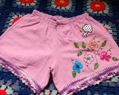 Short adulto bordado M ( 26 )
