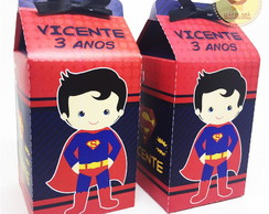 Caixa Milk Super Men