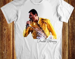 camiseta Queen Freddie Mercury