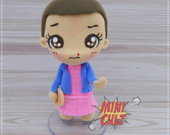 Toy Chibi Eleven (Onze) - Stranger Things