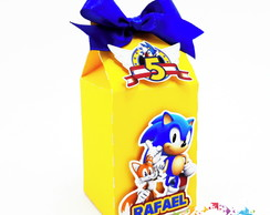 Mini Caixa Milk Sonic