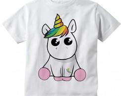 56b0ebb6e2dad ... Camiseta Infantil Unicórnio Cute Sorvete - A3