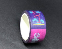 Washi Tape - Neon Flamingo