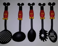 Utensilios Do Mickey