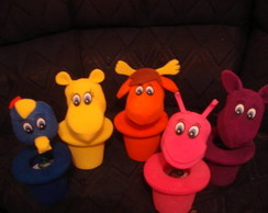 Cartola backyardigans